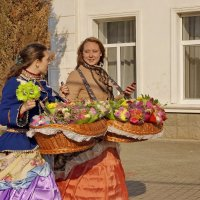 Весёлые цветочницы :: Kamyshlov Victor