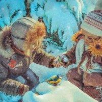 Когда рождается нежность :: Николай Мормиль