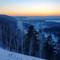 Вечер :: Анатолий Иргл