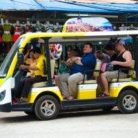 Вьетнамское такси. Ня Чанг. Февраль 2016г. :: Наталья Александрова