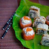 Ужин на японский манер... :: Юлия