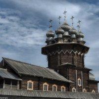 Церковь Покрова Богородицы :: Галина Galyazlatotsvet