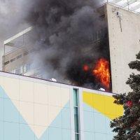 Пожар :: Viktor Eremenko