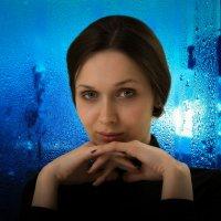 Идет дождь... :: Андрей Колмаков