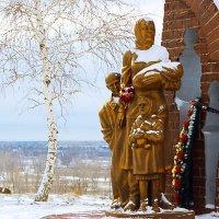 Матери и дети Сталинграда :: Viktor Eremenko