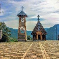 Сербия. Деревня Кустурицы :: Vadim Zharkov