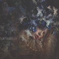 Бабочка :: Надежда Шибина