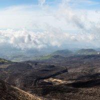 Склоны вулкана Этна, Сицилия :: Witalij Loewin