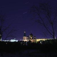 Храм в ясную ночь :: Евгений Карелин