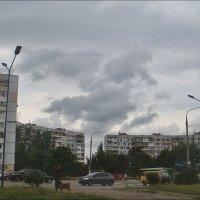Грозовые облака :: Нина Корешкова