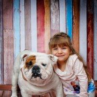 Дама с собачкой :: Константин Еськин