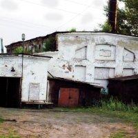 Старая котельная :: Владимир Ростовский