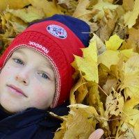 Осенний портрет :: Юлия Жогина