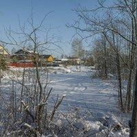 Зима в пригороде :: Михаил (Skipper A.M.)