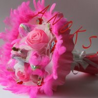 Сладкий букет для девочки :: Алина Анохина