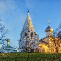 Свято-Троицкий Данилов мужской монастырь :: Марина Назарова