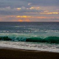 Закат солнца, Летоянни, Сицилия :: Witalij Loewin