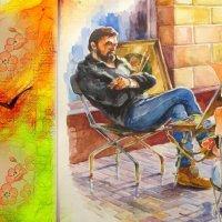 «Я рисую твой образ глазами ...» :: vitalsi Зайцев
