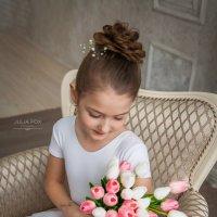 вдохновение балетом :: Юлия Fox(Ziryanova)