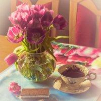 Чай не пьешь, какая сила... :: Надежда
