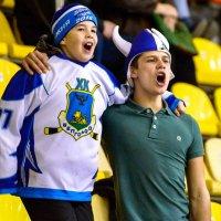 Хоккейные фанаты :: Игорь Гончаров