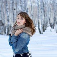 Winter walk :: Катерина Бычкова