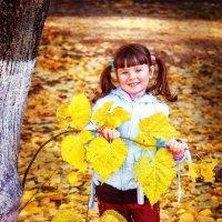 Осенний портрет :: Татьяна Михайлова