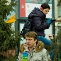 У каждого свой репортаж :: Валерий Ходунов