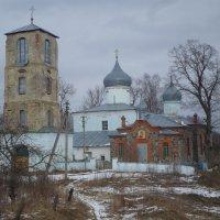 Церковь в деревне Виделебье :: BoxerMak Mak