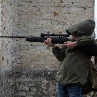 Снайпер :: Денис Сидельников