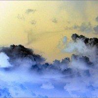 Смятение в небесах... :: Нина Корешкова