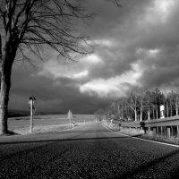 Перед грозой.. :: Эдвард Фогель