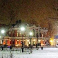 Зимний вечер во Пскове :: Leonid Tabakov