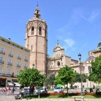 Испания, Валенсия, Кафедральный Собор :: Михаил Кандыбин