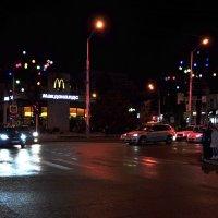 Ночной город :: Антон Бояркеев