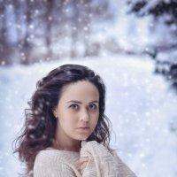 холодно... :: Ольга Гребенникова