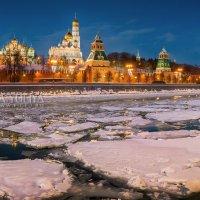 Лед и Кремль :: Юлия Батурина