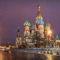 Хмурое февральское утро :: Юлия Батурина