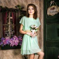 цветочная фея :: Виктор Зенин