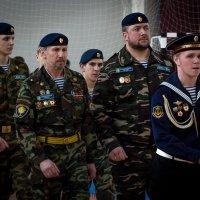 Люди, которые защищают страну. :: Дмитрий Шатров