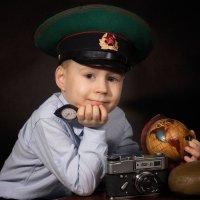 маленький защитник :: Юлия Павличенко