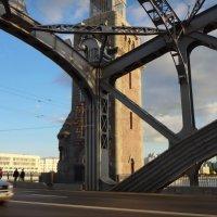 мост Петра Великого :: sv.kaschuk