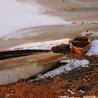 зимний закат :: Александр Прокудин