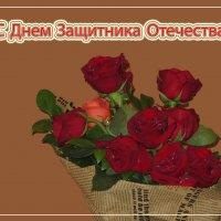 С Днем Защитника Отечества! :: Наталья Джикидзе (Берёзина)