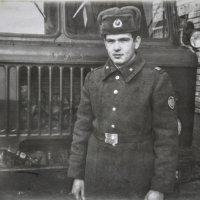 Моя армейская юность. Таллин, 1985 г. :: Сергей Хомич