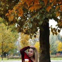 Уютная осень :: Виктория Бенедищук