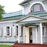 Центральная усадьба всего комплекса :: Juliya Fokina
