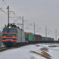 Электровоз ВЛ10У-561 :: Денис Змеев