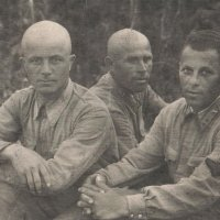 """Отец. Крайний слева. (Мой """"Бессмертный полк"""") :: kolin marsh"""