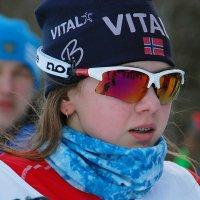 И в спорте можно быть моделью...)) :: Владимир Хиль